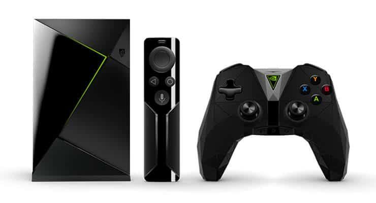 Nvidia Shield TV добавляет 4K Google Play фильмы и поддержку ТВ