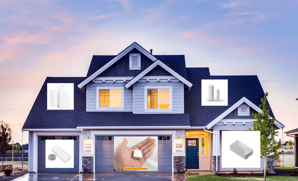 5 лучших датчиков гаражных ворот Smartthings в 2018 году - обзор и сравнение