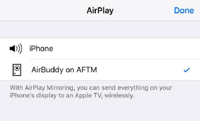 Как транслировать iPhone на Amazon Fire TV Stick с помощью AirPlay?
