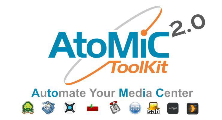 Представление AtoMiC ToolKit 2.0 - с графическим интерфейсом и другими функциями
