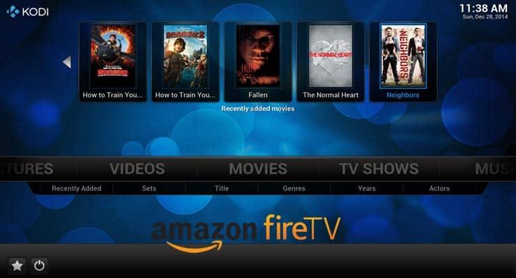 Видео: Автозапуск Kodi на Amazon Fire TV