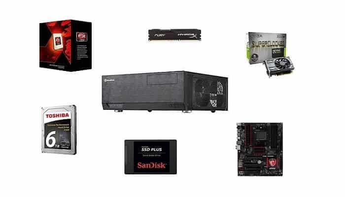 Лучший домашний кинотеатр PC Build 2017, чтобы сделать все это (Plex, Kodi, NAS, Gaming)