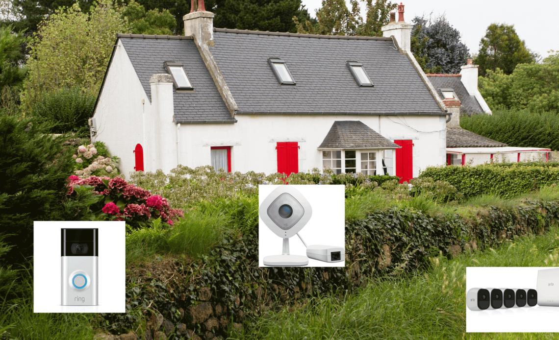 SmartThings Security Camera: Сравнение 5 лучших вариантов в 2018 году