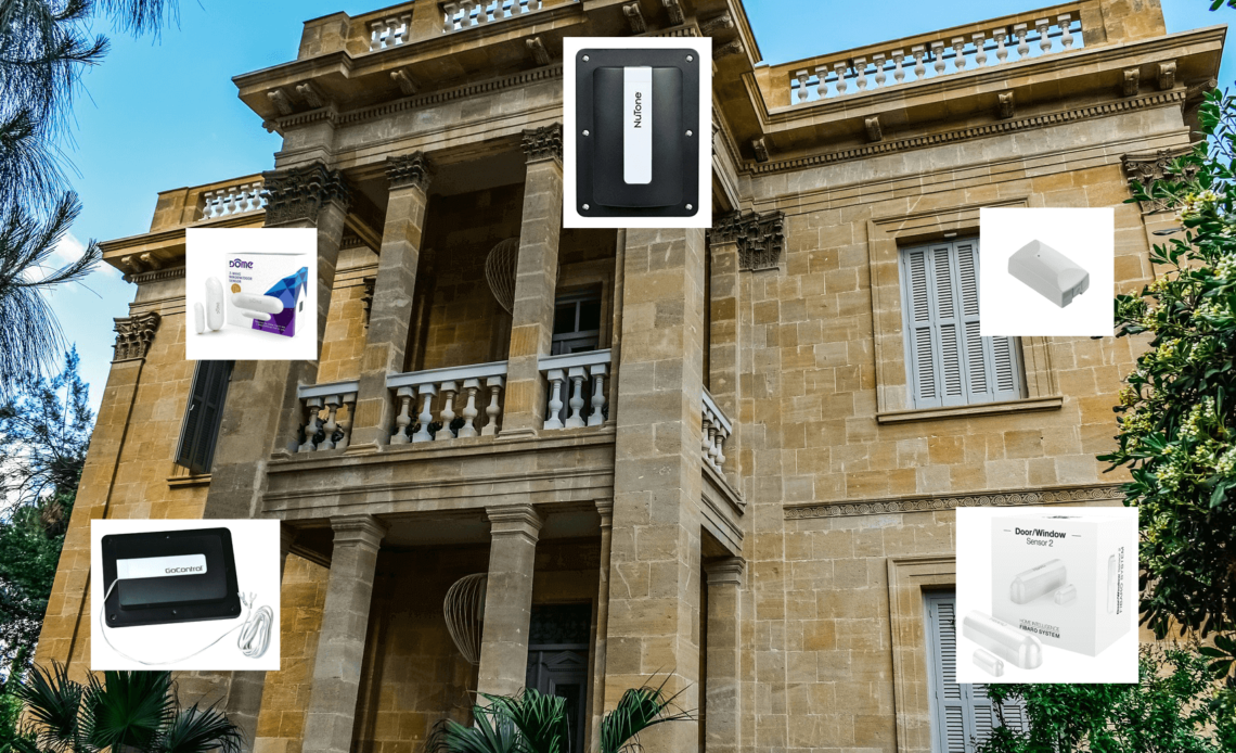 5 лучших вариантов Z-Wave для гаражных ворот для домашней автоматизации в 2018 году