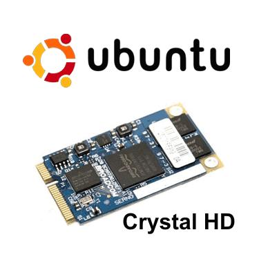 Как установить драйвер Broadcom Crystal HD в Ubuntu?