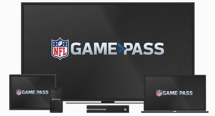 Get NFL Game Pass с играми Live NFL - самый дешевый способ для США и за ее пределами