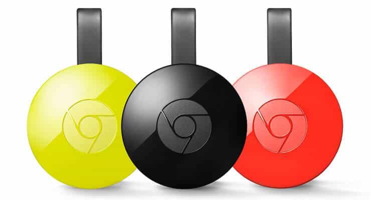 Обзор Quick Chromecast 2: красочный и дешевый скринкаст
