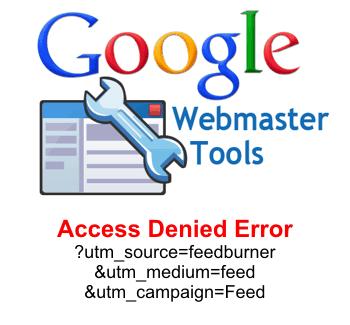 Исправлена ошибка доступа к инструментам Google для веб-мастеров