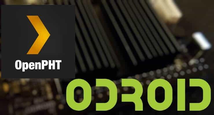 Как установить OpenPHT на Odroid C2 - попрощайтесь с транскодированием