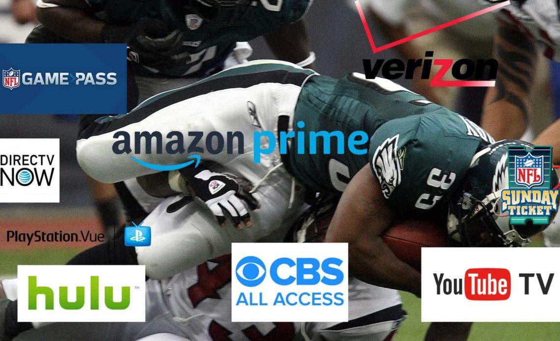Полное руководство по трансляции игр НФЛ в прямом эфире в 2018 году - телевидение, OTT, Kodi и многое другое