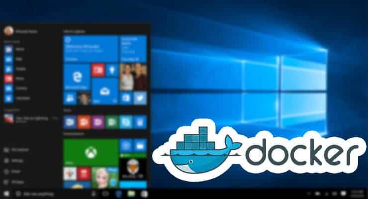 Руководство: Установите Docker в Windows 10 (64-разрядные версии Pro, Ent и Edu)