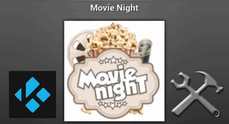 Руководство: Как установить аддон Movie Night Kodi