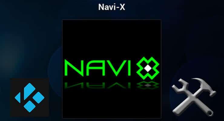Руководство: Как установить аддон Kodi Navi X?