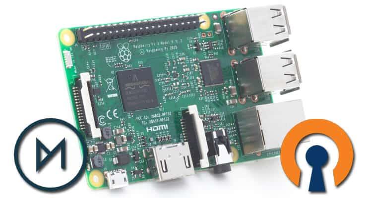 Как настроить VPN на OSMC с OpenVPN для Raspberry Pi