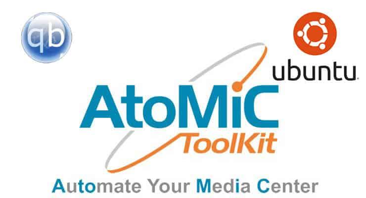 Установите qBittorrent на Ubuntu Server - простой метод AtoMiC