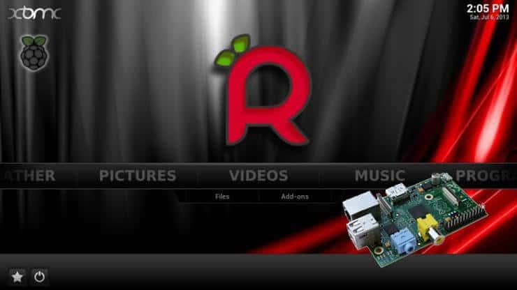 Как установить Raspbmc на Raspberry Pi?