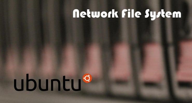 Установите и настройте сервер NFS в Ubuntu для обслуживания файлов