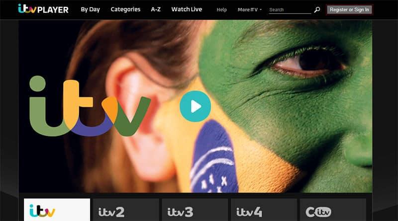 Sky выпустила ITV Player на телевидении сейчас ко времени чемпионата мира