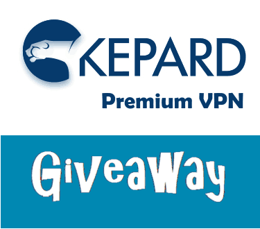 Kepard VPN Protection Giveway: 3 премиум-аккаунта