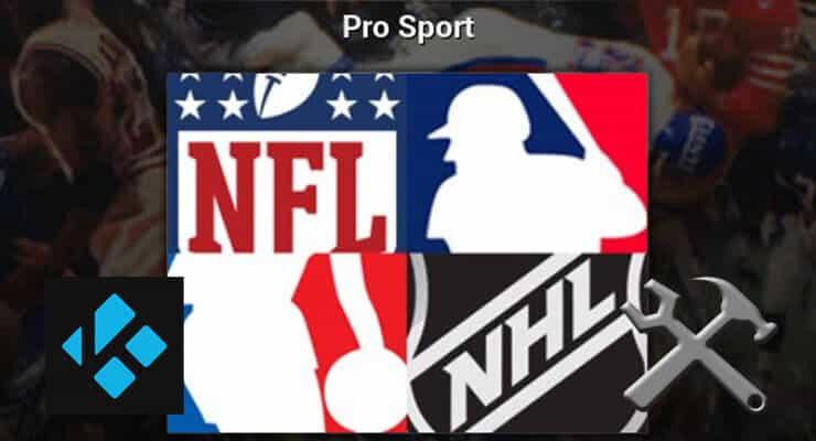 Руководство: Как установить Kodi Pro Sport Addon