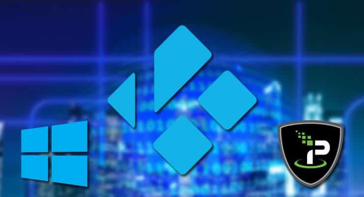 Руководство: Простая настройка Windows Kodi VPN с IPVanish