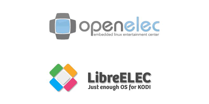 OpenELEC vs LibreELEC - Сравнение операционных систем для Kodi