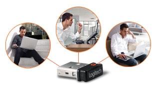 Обзор: беспроводная клавиатура Logitech K830 с подсветкой и сенсорной панелью