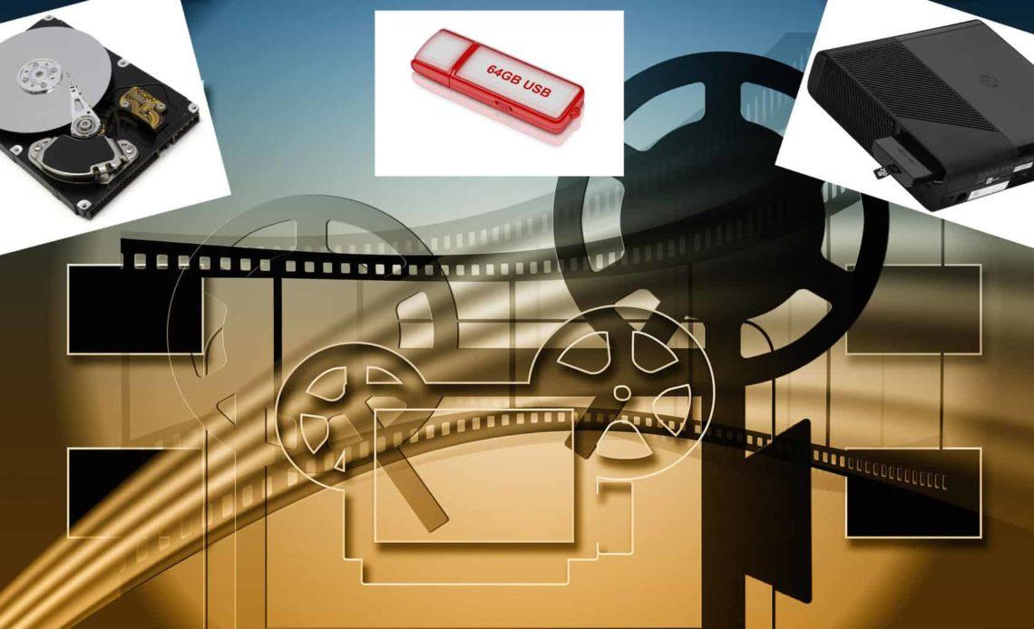 6 локальных методов хранения мультимедиа для потоковой передачи на Kodi, Plex и др.