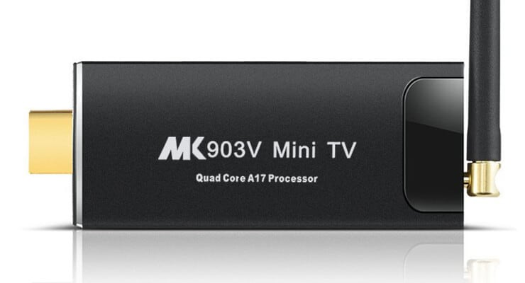 Quick MK903V TV Stick обзор: превратите телевизор в медиацентр