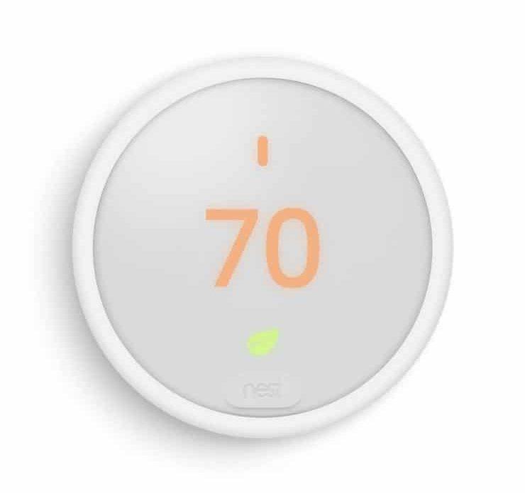 Nest Thermostat E может похвастаться свежим дизайном, более низкой ценой, аналогичными характеристиками