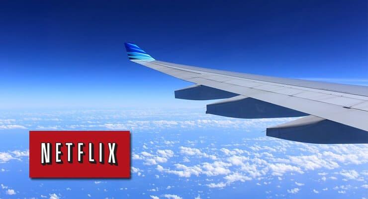 Новый способ наблюдать за Netflix в полете скоро появится