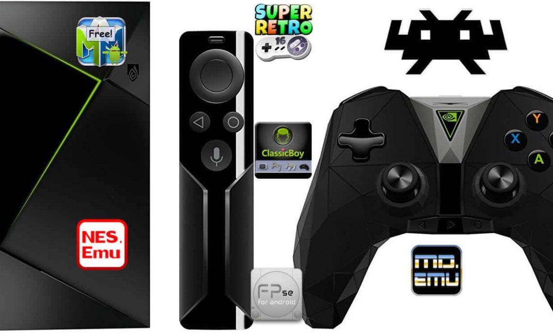 8 лучших игровых эмуляторов для Nvidia Shield TV - игровых эмуляторов Android