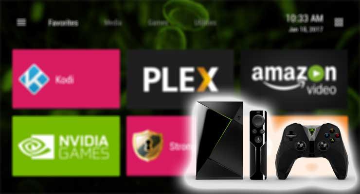 3 пусковых устройства Nvidia Shield TV для упрощения запуска загруженных приложений