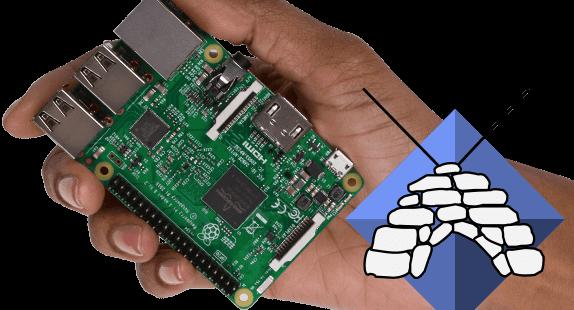 Музыкальный сервер Icecast с потоковым исходным кодом Alsa и Ices на Raspberry Pi