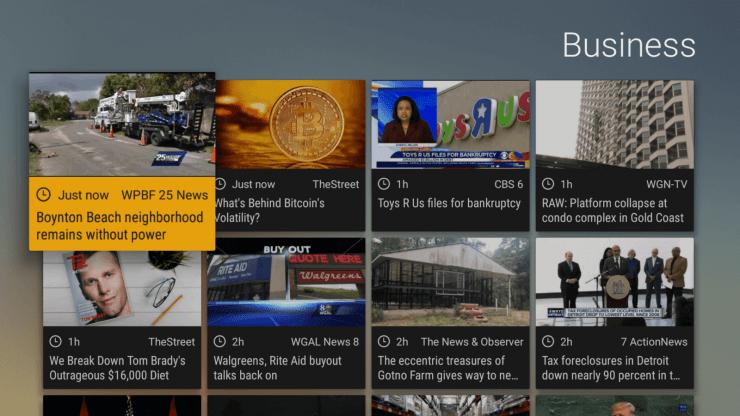 Plex News запускает: смотреть потоковый новостной контент на Plex