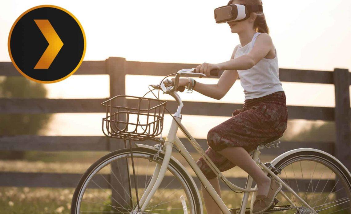 Смотрите Plex в VR с Samsung PhoneCast - Samsung beta поддерживает Plex