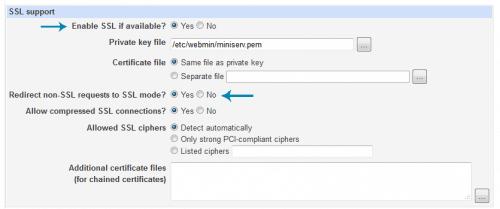 Как установить Webmin в Ubuntu и защитить его?