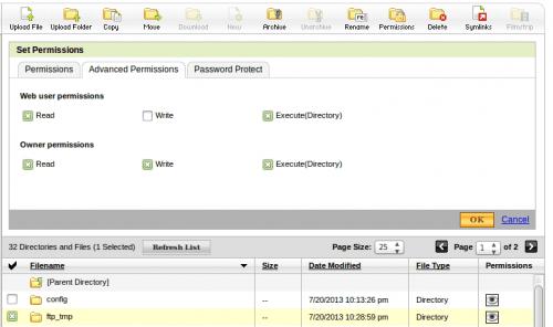 Как установить eXtplorer на учетную запись хостинга Linux?