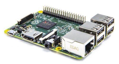 Raspberry Pi 2 с четырехъядерным процессором и 1 ГБ оперативной памяти за 35 долларов