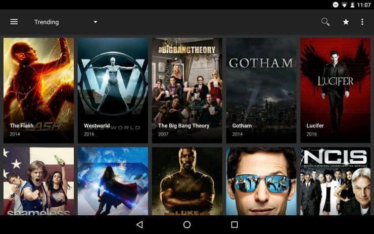 Приложение Terrarium TV для Android: лучший способ для потоковой передачи мультимедиа