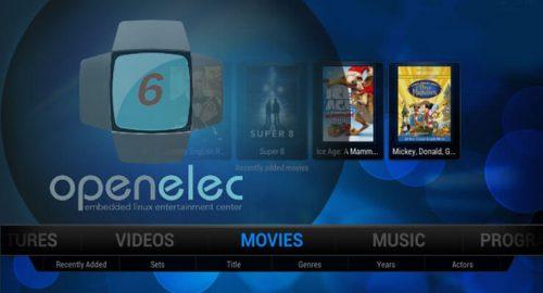 Выпуск OpenELEC 6.0.3: некоторые возможности из будущего