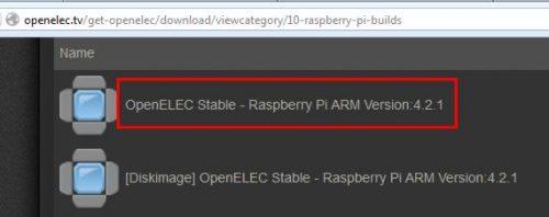 Как установить OpenELEC на флешку для Raspberry Pi?