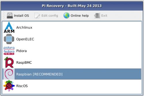Установите ОС на Raspberry Pi с помощью нового программного обеспечения Out of Box (NOOBS)