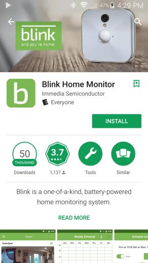 Обзор камеры Blink - Простая, доступная, беспроводная система домашней безопасности