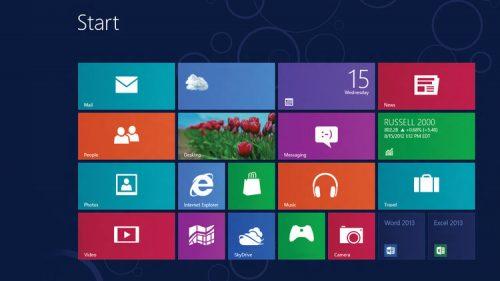 Microsoft перепроектирует Windows 8, чтобы обуздать падение продаж ПК