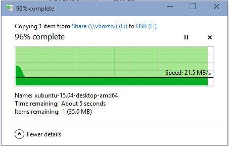 Как получить доступ к USB-накопителю в гостевой ОС VirtualBox?