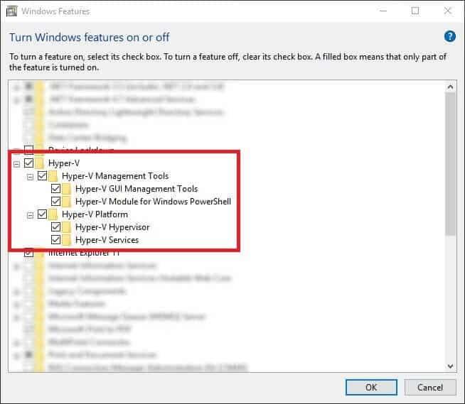 Руководство: Как включить Hyper-V в Windows 10 для виртуализации