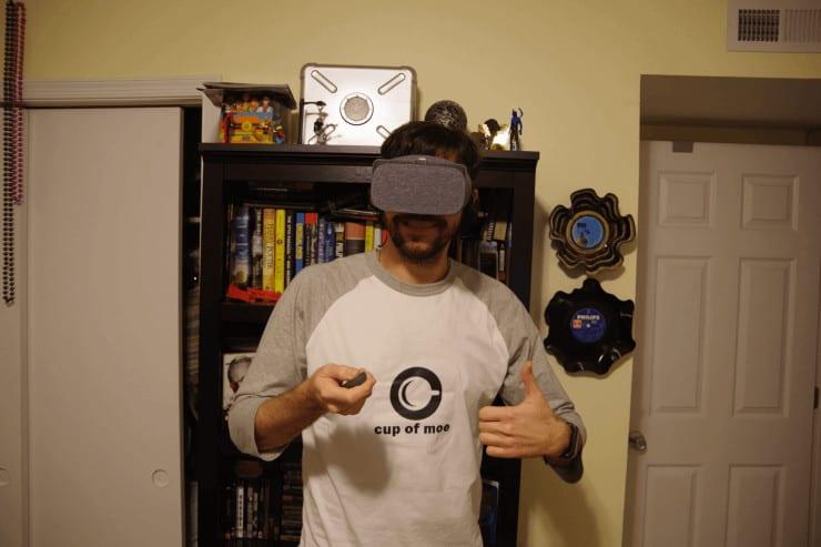 Выпущено приложение Plex VR для Google Daydream