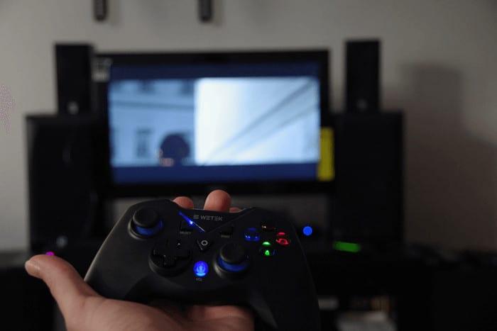 Обзор геймпада WeTek: Bluetooth-контроллер WeTek на практике