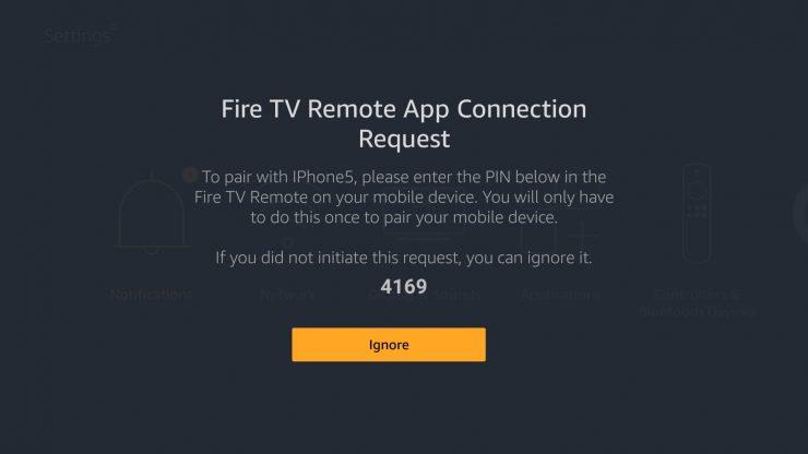 Как использовать телефон в качестве пульта дистанционного управления Fire TV с голосовым управлением